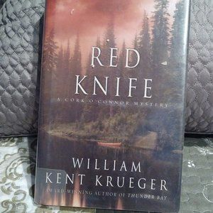 📚$7 Red Knife by William Kent Krueger